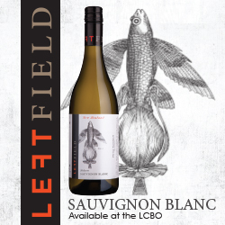 Left Field 2017 Sauvignon Blanc