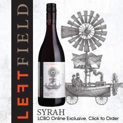 Left Field 2015 Syrah