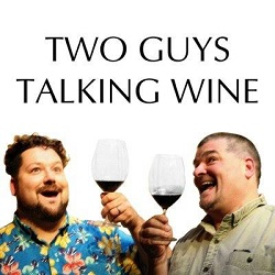 Two Guys Talking Wine podcast