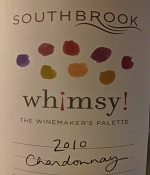Southbrook Whimsy Chardonnay
