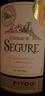 Chateau de Segure 2013