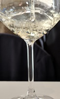 Vernaccia in a glass