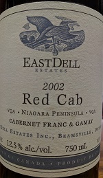 EastDell Red Cab