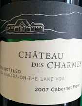 C des C 2007 Cab Franc Estate