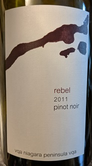 16 Mile 2011 Rebel Pinot Noir