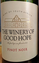 Good Hope Pinot Noir