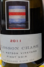 Closson Chase 2011 Pinot
